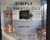 Simply Dermatology Entrance